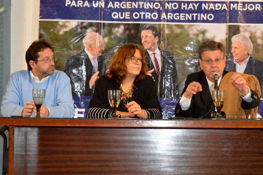 Lavagna y Snopek disertaron sobre las políticas económicas del Frente Renovador - 1 País
