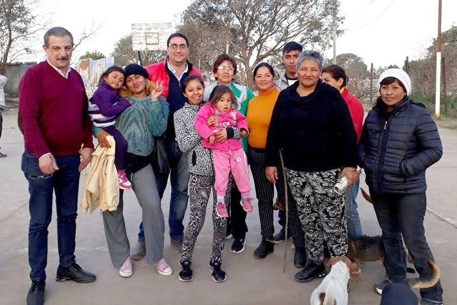 """La lista """"UNA JUJUY"""" del Frente Renovador 1 País plantea como eje de trabajo reforzar la seguridad de los jujeños"""
