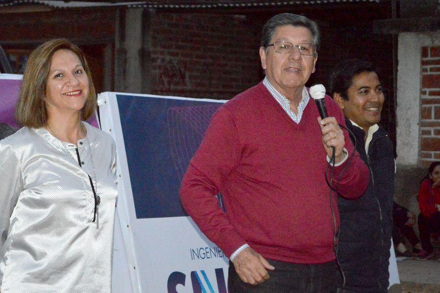 """""""UNA JUJUY"""" en Caimancito: """"Con proyectos concretos, vamos a ir al Congreso de la Nación a pelear por una realidad mejor para todos los jujeños"""""""